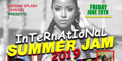 international summer jam 2019