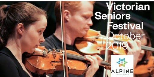 Seniors Festival - Melbourne Chamber Orchestra Quartet - From My Life