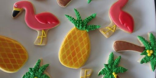 Kid's Holiday Cookie Decorating Workshop