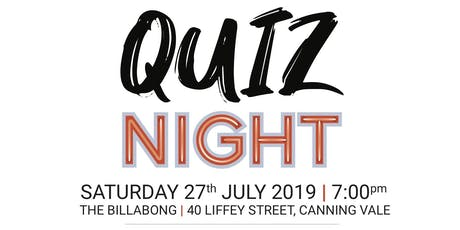 Quiz Night tickets