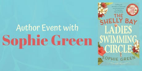Author Talk with Sophie Green tickets