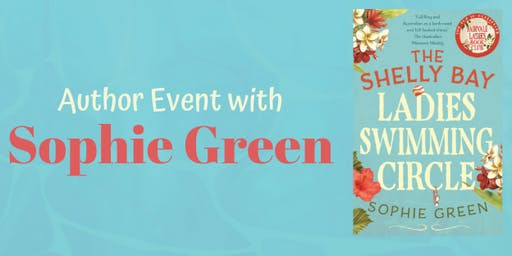 Author Talk with Sophie Green