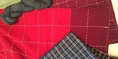 Ballarat Ethical Fashion: Japanese Slow Stitch-Maryborough tickets