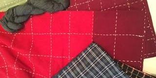 Ballarat Ethical Fashion: Japanese Slow Stitch-Maryborough