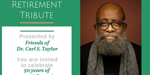 RETIREMENT TRIBUTE: MSU's Dr. Carl Taylor, O.G. - Original Urbanologist