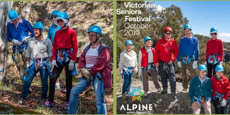 Seniors Festival - Come & Try Abseiling tickets