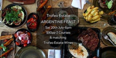 Argentine Feast tickets