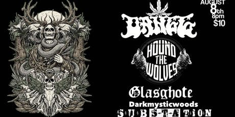 DANGG w/  Hound The Wolves & Glasghote (PDX) + Darkmysticwoods tickets