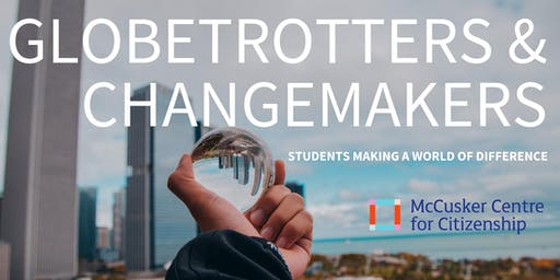 Globetrotters & Changemakers: Students making a world of difference