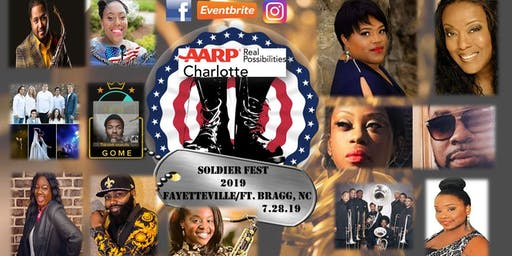 Soldier Fest 2019! Sponsored by AARP of the Carolinas