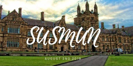 Sydney University Schools Model United Nations Conference tickets
