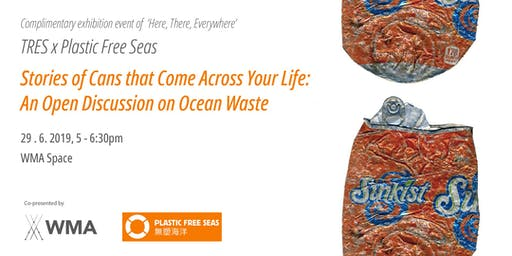 Stories of Cans that Come Across Your Life: Open Discussion on Ocean Waste