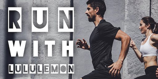 run with lululemon