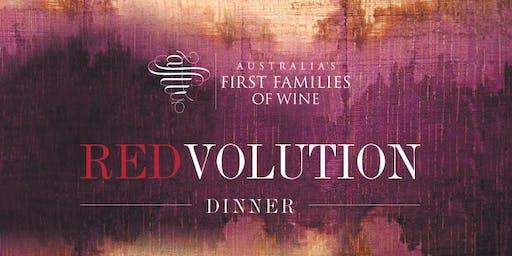 REDVOLUTION Dinner| Australia's First Families of Wine | Sydney