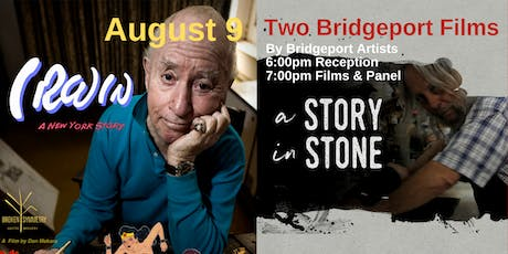 """""""IRWIN: A New York Story"""" & """"Story In Stone""""HCC FREE Friday Films  tickets"""