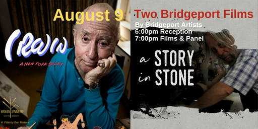 """""""IRWIN: A New York Story"""" & """"Story In Stone""""HCC FREE Friday Films"""