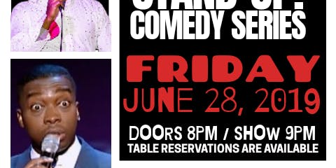 STAND-UP! COMEDY SERIES