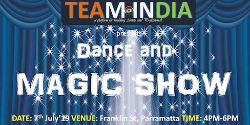 DANCE and MAGIC SHOW