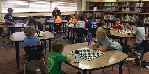 Covenant Life School--FALL 2019 Chess Class (K-8th)