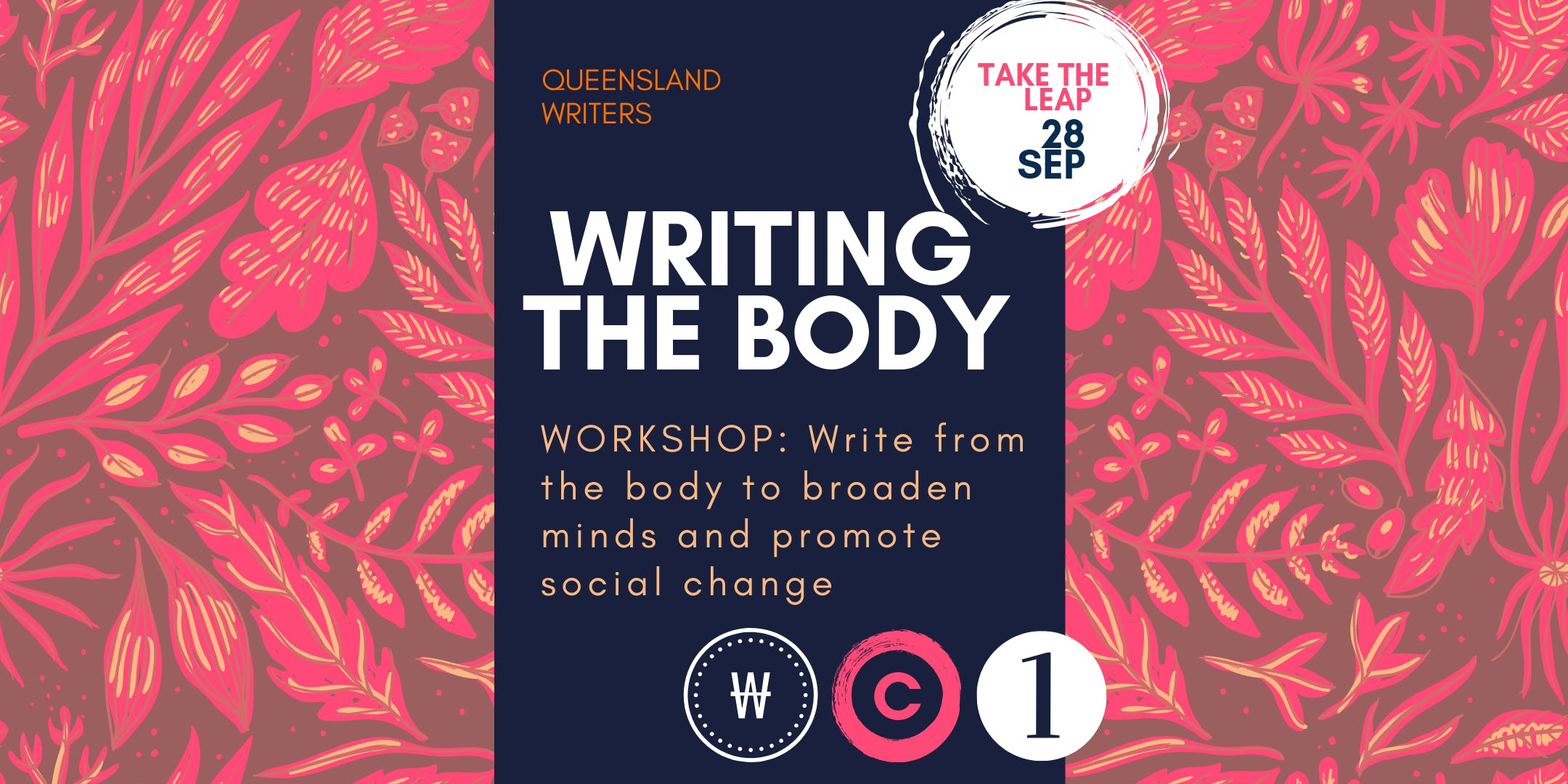 Writing The Body with Quinn Eades