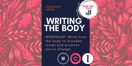 Writing The Body with Quinn Eades tickets