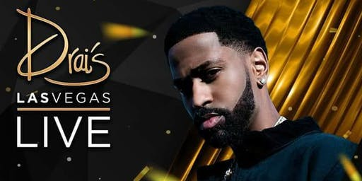 BIG SEAN LIVE - Drais Nightclub - Guest List Las Vegas 7/27