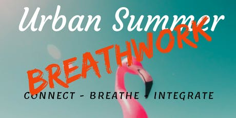 Urban Summer Inspirare Breathwork tickets