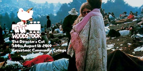 """""""WOODSTOCK"""" The Director's Cut  HCC FREE Friday Films  tickets"""
