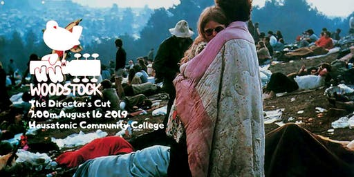 """""""WOODSTOCK"""" The Director's Cut  HCC FREE Friday Films"""