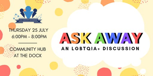 Ask Away: An LGBTQIA+ Discussion