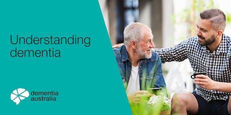 Understanding dementia - Maryborough - VIC tickets