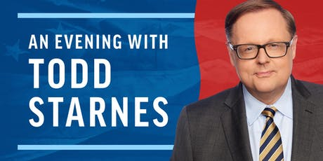 An Evening with Todd Starnes - Wichita, KS tickets