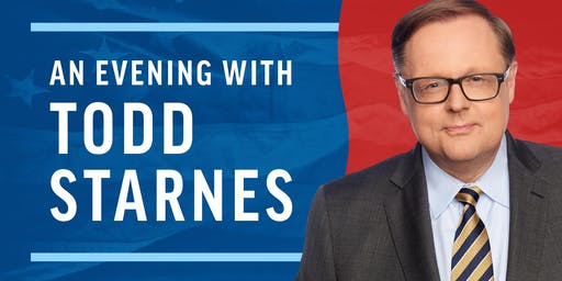 An Evening with Todd Starnes - Wichita, KS
