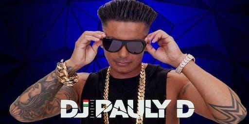 DJ PAULY D - Las Vegas Guest List - Drais Nightclub 7/18