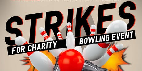 Strikes for Charity Bowling Event tickets