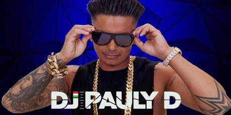DJ PAULY D - Las Vegas Guest List - Drais Nightclub 7/25 tickets
