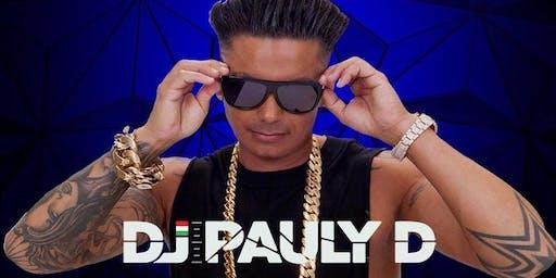 DJ PAULY D - Las Vegas Guest List - Drais Nightclub 7/25