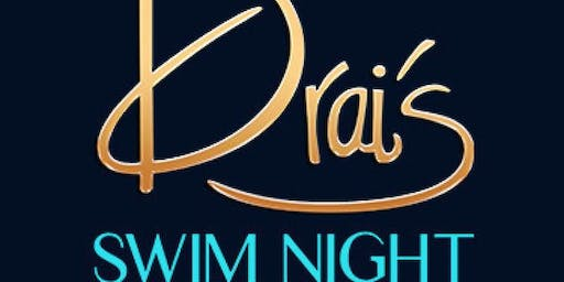 Swim Night - Las Vegas Guest List - Drais Nightclub 8/1