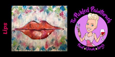 Painting Class - Lips - August 24, 2019 tickets