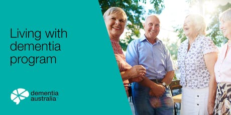 Living with dementia program - ROCKINGHAM - WA tickets
