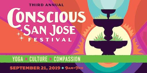 Conscious San Jose Festival 2019 - Yoga + Culture + Compassion