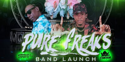 Pure Freaks Jouvert Band Launch