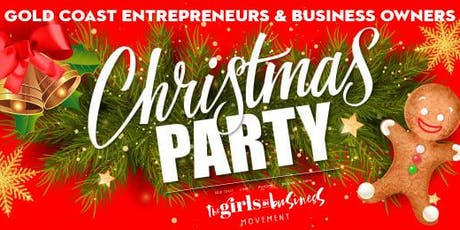Christmas Party for Gold Coast Entrepreneurs and Business Owners tickets