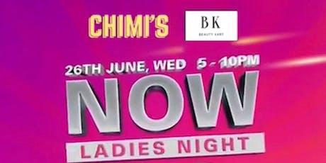 Beauty Kart X Chimi's tickets