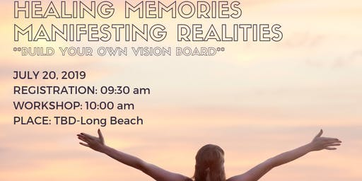 Sanando Memorias, Manifestando Realidades/Healing Memories, Manifesting Realities