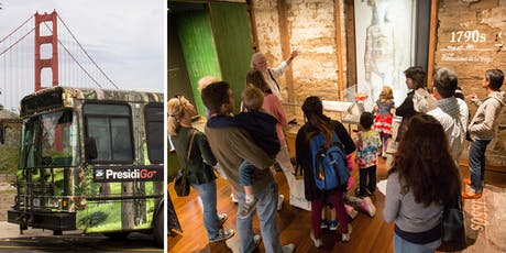 Presidio Experience Tour tickets