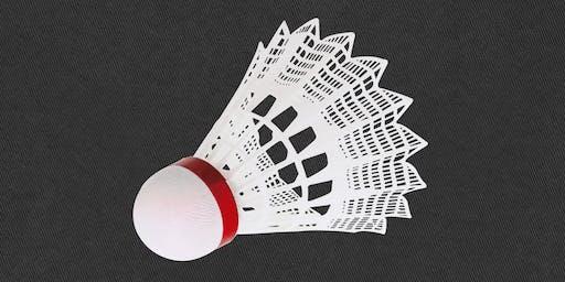 GUGC Sport Cup - Badminton Tournament