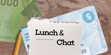 Lunch & Chat tickets