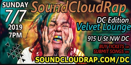 SoundCloudRap Showcase (7/7) tickets