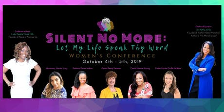Silent No More 2019 Women's Conference tickets